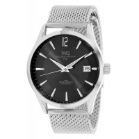 Montre Automatique WILLIAM GREGOR 1791 Homme Noir - BWG3093-4