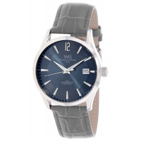 Montre Automatique WILLIAM GREGOR 1791 Homme Bleu - BWG30091-208