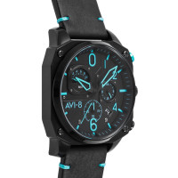 Montre Hawker Hunter AVI-8  Homme Noir - AV-4052-05