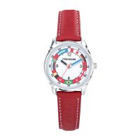 Montre Varial World Cup Freegun Garçon Rouge - EE5246