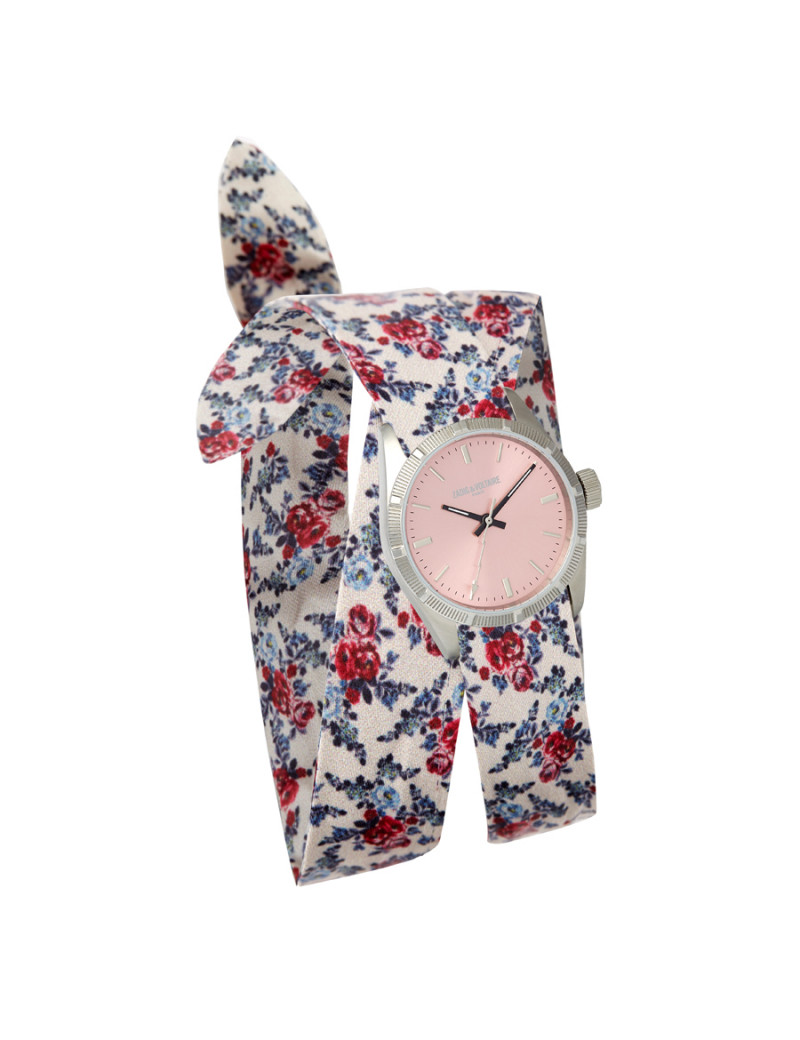 Montre FUSION ZADIG & VOLTAIRE Femme Misty Rose - ZVF401