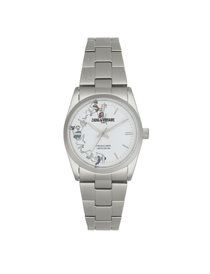 Montre FUSION ZADIG & VOLTAIRE Femme Blanc - ZVF418