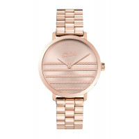 Montre GLAM NAVY JEAN-PAUL GAULTIER Femme Doré Rose - 8505608