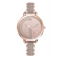 Montre INDEX G JEAN-PAUL GAULTIER Femme Doré Rose - 8504323