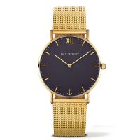 Montre LIGNE SAILOR PAUL HEWITT Femme Noir - PH-SA-G-SM-B-4S