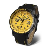 Montre VOSTOK EUROPE Anchar jaune NH35A-510C530