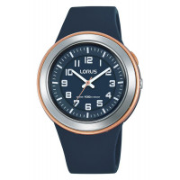 Montre Lorus colors LORUS Mixte Bleu marine - R2305MX9