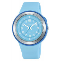 Montre Lorus colors LORUS Mixte Bleu ciel - R2315MX9