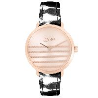 Montre GLAM NAVY JEAN-PAUL GAULTIER Femme Doré Rose - 8505605