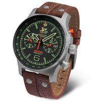 Montre Homme Vostok Expedition Titane  Chrono - 6S21/595H299