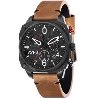 Montre HAWKER HUNTER AVI-8 Homme Noir - AV-4052-02