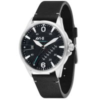 Montre HAWKER HARRIER II AVI-8 Homme Noir - AV-4055-02