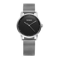 Montre TAYROC Curve Homme Silver - TY187