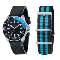Montre SPENCE SPINNAKER Homme Noir - SP-5039-01