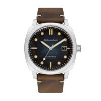 Montre HULL Automatic SPINNAKER Homme Noir - SP-5059-01