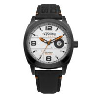 Montre Corporal Superdry Homme Gris - SYG236BB