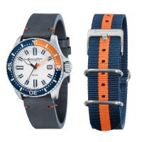 Montre SPENCE SPINNAKER Homme Blanc - SP-5039-02