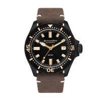 Montre SPENCE SPINNAKER Homme Noir - SP-5039-05