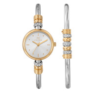 Montre EN MODE INDEMODABLE CLYDA Femme Blanc - CLA0711BBP1