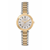 Montre EN MODE INDEMODABLE CLYDA Femme Blanc - CLA0717BBRX