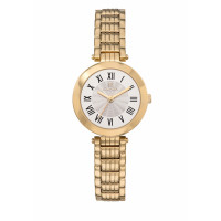 Montre EN MODE INDEMODABLE CLYDA Femme Blanc - CLA0717PARX