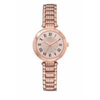 Montre EN MODE INDEMODABLE CLYDA Femme Blanc - CLA0717URRX