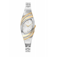 Montre EN MODE NATURE CLYDA Femme Blanc - CLB0237BBPW
