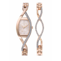 Montre EN MODE INDEMODABLE CLYDA Femme Blanc - CLG0133URAW