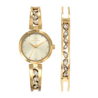Montre EN MODE NATURE CLYDA Femme Blanc - CLA0749PTPW