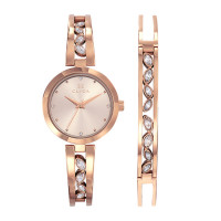 Montre EN MODE NATURE CLYDA Femme Blanc - CLA0749URPW
