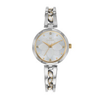 Montre EN MODE NATURE CLYDA Femme Blanc - CLA0750BBPW