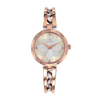 Montre EN MODE NATURE CLYDA Femme Blanc - CLA0750URPW