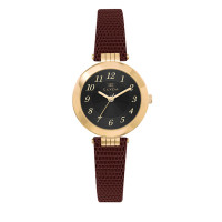 Montre EN MODE INDEMODABLE CLYDA Femme Noir - CLA0755PNAD