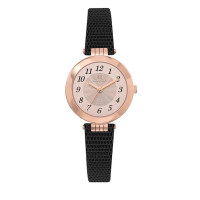Montre EN MODE INDEMODABLE CLYDA Femme Rose - CLA0755URAN