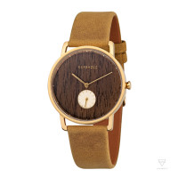 Montre ELEMENTS KERBHOLZ  Femme Noyer  - FRI4165