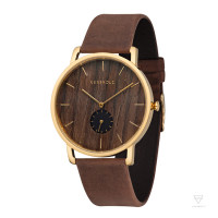 Montre ELEMENTS KERBHOLZ  Homme Noyer  - FRI4233