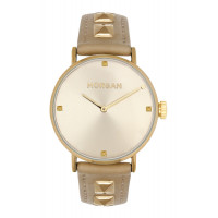 Montre  Morgan Femme Champagne - MG 029-1EE