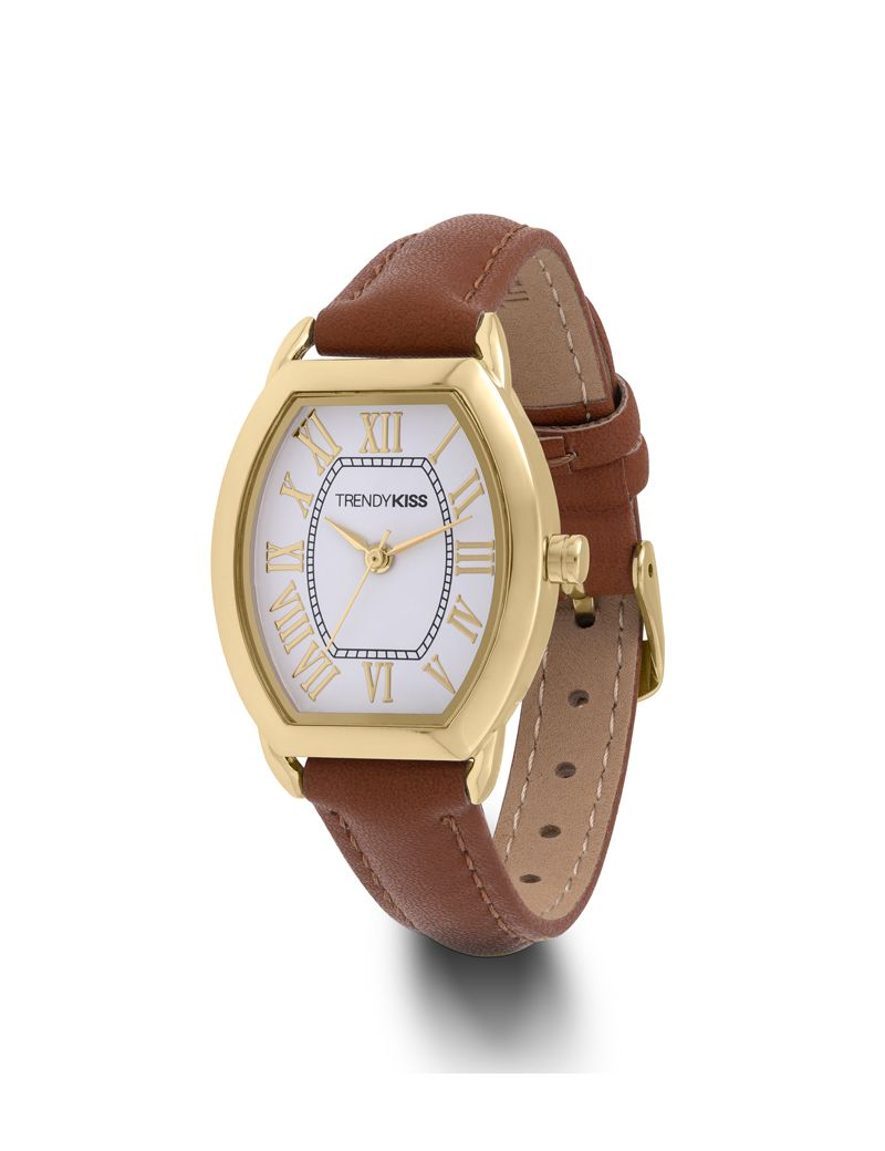 Montre Nikka Trendy Kiss Femme Marron - TC10117-01