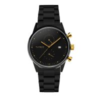 Montre Boundless Chrono TAYROC Homme Noir - TY167