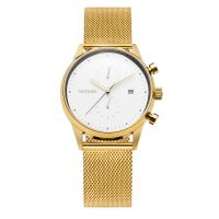 Montre Boundless Chrono TAYROC Homme Blanc - TY169
