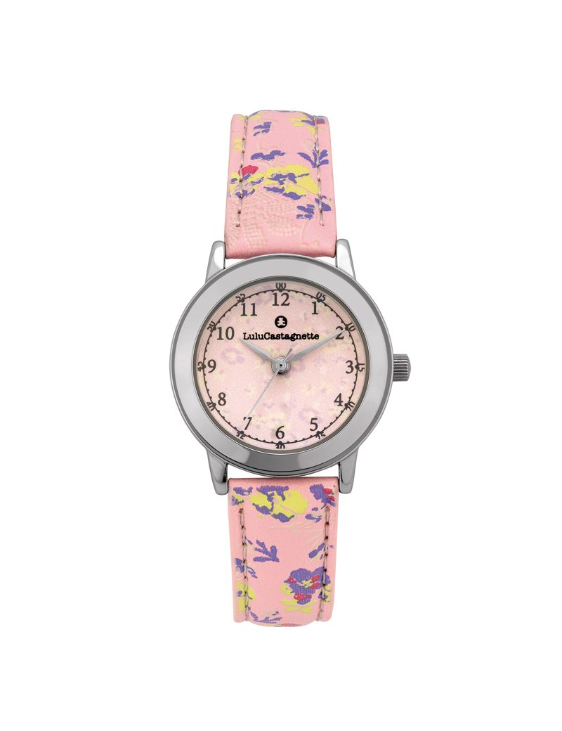 Montre Liberty Lulu Castagnette Fille Multicolore - 38892