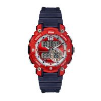 Montre FILACTIVE 190 FILA Mixte Rouge - 38-190-002
