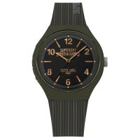 Montre Urban XL Stripe Superdry Homme Noir - SYG252N