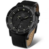 Montre Plongée Automatique VOSTOK EUROPE Anchar Noir NH35A-510C553