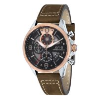 Montre HAWKER HARRIER II AVI-8  Homme Noir - AV-4051-01