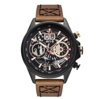Montre HAWKER HARRIER II AVI-11 Homme Noir - AV-4065-03