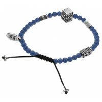 Bracelet Capsule Collection Cerruti Homme Bleu - RH51414LBN