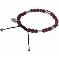 Bracelet Capsule Collection Cerruti Homme Rouge - RH51417AN