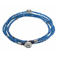 Bracelet Capsule Collection Cerruti Homme Bleu - RH51412B