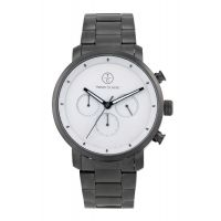 Montre Impulse Trendy Classic Chrono Homme Gris Mat - CM1045-03